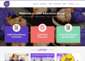leapschoolhouse.com.sg