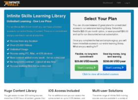 learn-dev.infiniteskills.com