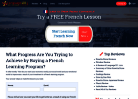 learn-french.language101.com