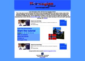 learn-norwegian.net