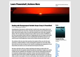 learn-powershell.net