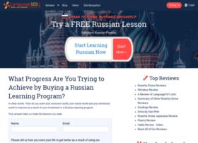 learn-russian.language101.com