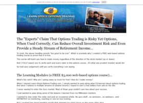 Learn-stock-options-trading.com