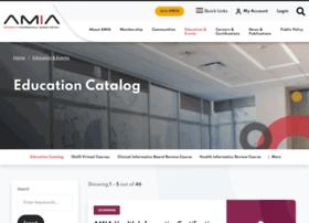 learn.amia.org