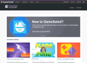 learn.gamesalad.com