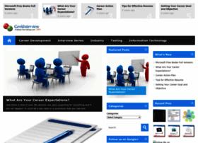 learn.geekinterview.com