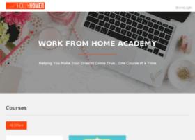 learn.hollyhomer.com
