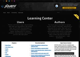 learn.jquery.com