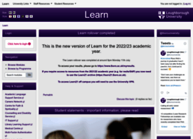 learn.lboro.ac.uk