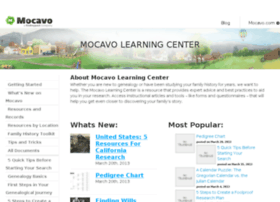 learn.mocavo.com