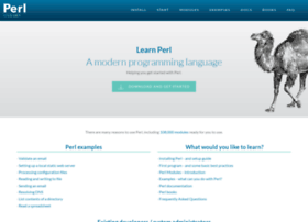 learn.perl.org