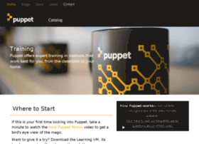 learn.puppetlabs.com