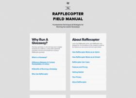 learn.rafflecopter.com