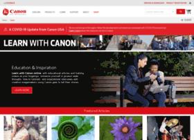 learn.usa.canon.com