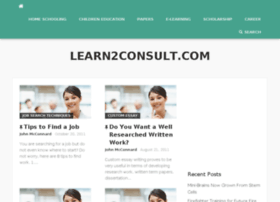 learn2consult.com