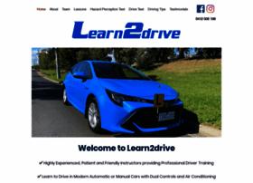 learn2drive.com.au