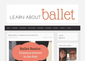 learnaboutballet.wordpress.com