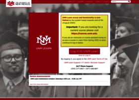 learndev.unm.edu