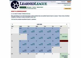 learnedleague.com