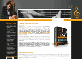 learnelectricguitarnow.net