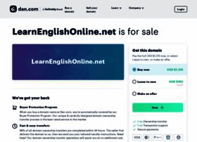 learnenglishonline.net