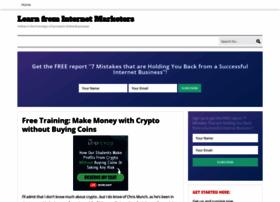 learnfrominternetmarketers.com