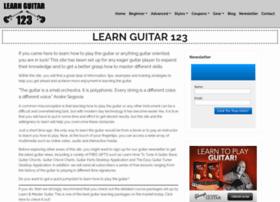 learnguitar123.com