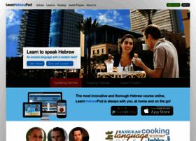 learnhebrewpod.com