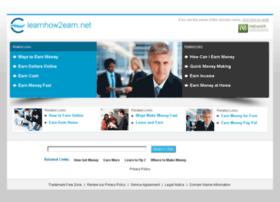 learnhow2earn.net