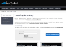 learning.intertrader.com