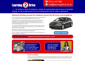 Learning2drive.co.uk