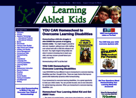 learningabledkids.com