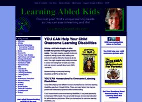learningabledkids.com