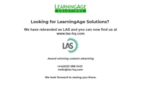 learningagesolutions.com