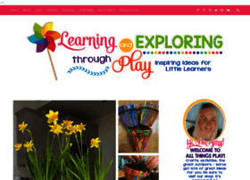 learningandexploringthroughplay.com