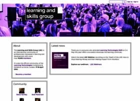 learningandskillsgroup.ning.com