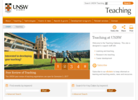 learningandteaching.unsw.edu.au
