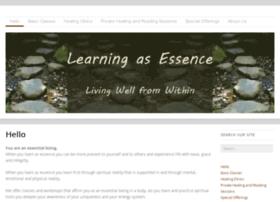 learningasessence.ca