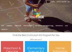 learningboxpreschool.com