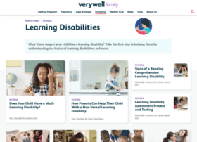 learningdisabilities.about.com