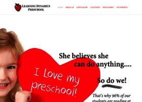 learningdynamicspreschool.com
