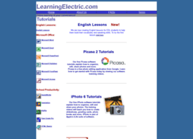 learningelectric.com