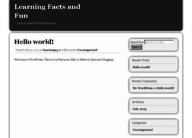 learningfactsandfun.com