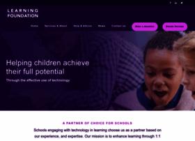 learningfoundation.org.uk