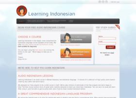 learningindonesian.com