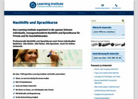 learninginstitute.ch
