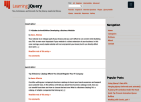 learningjquery.com