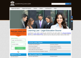 learninglaw.com