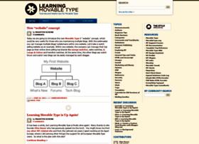 Learningmovabletype.com