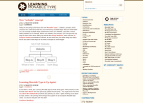 learningmovabletype.com